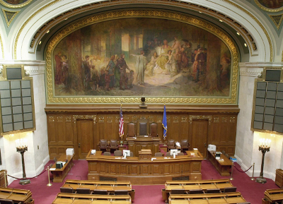 Image of the Wisconsin State Capitol Assembly Chamber