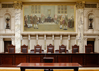 Image of the Wisconsin State Supreme Court
