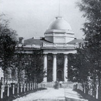 First Capitol Building